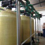 Sistema de Pre-tratamiento de Agua para dos Unidades de Ósmosis Inversa