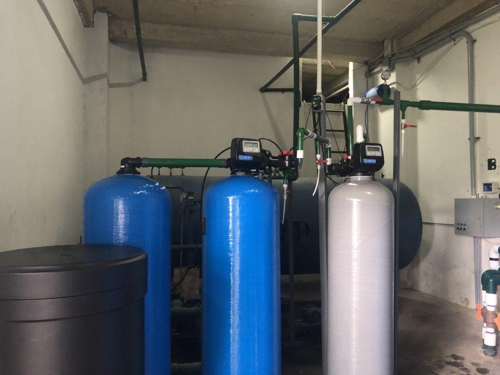 Sistema de Tratamiento de Agua de Pozo.